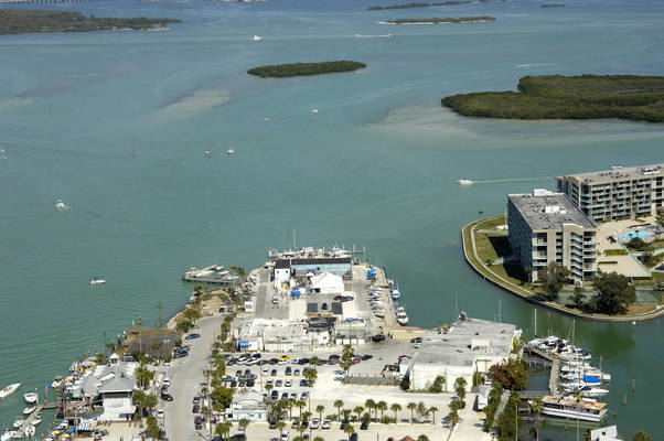 John's Pass Marina Inc