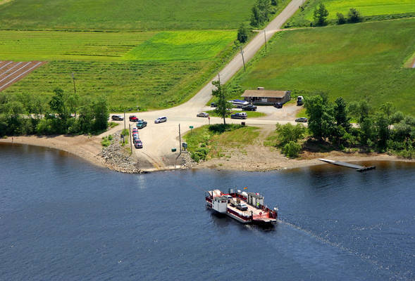 Belleisle Bay Ferry South
