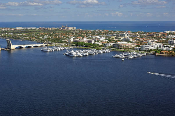 Town of Palm Beach Marina