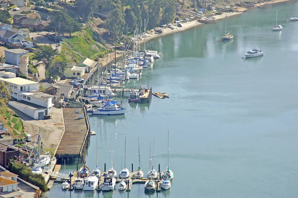 Morro Bay Fuel Dock