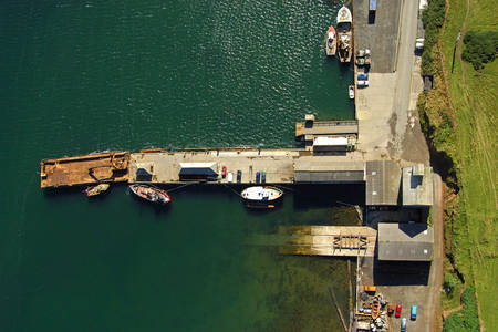 St. Margarets Hope Ferry