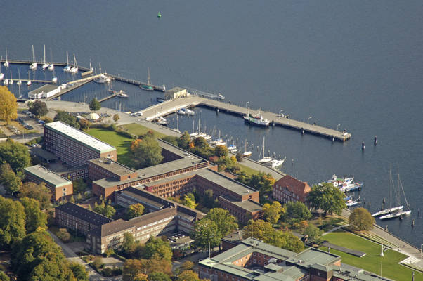 Blucherhafen Marina