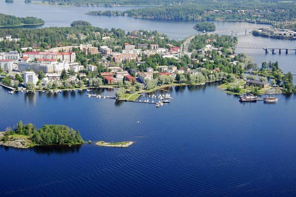 Savonlinna Riihisaari Harbour
