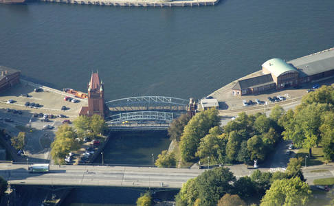 Hubbrucke Bridge