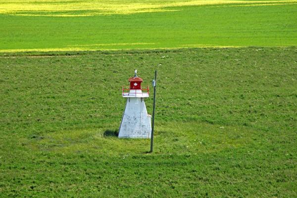 Malpeque Outer Range Rear Lighthouse