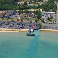 Mackinaw City Star Line Ferry