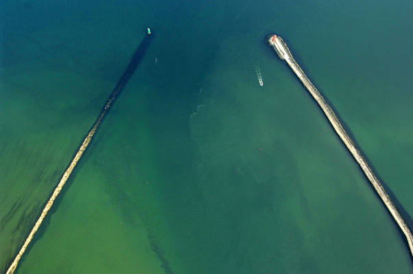 Dublin Harbor Inlet
