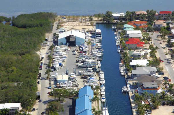 Key Largo Harbor Marina