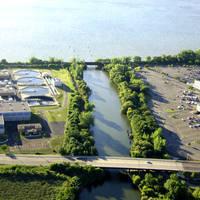 Syracuse Inner Harbor Inlet