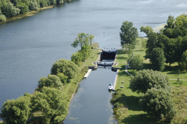 Rideau River Lock 25