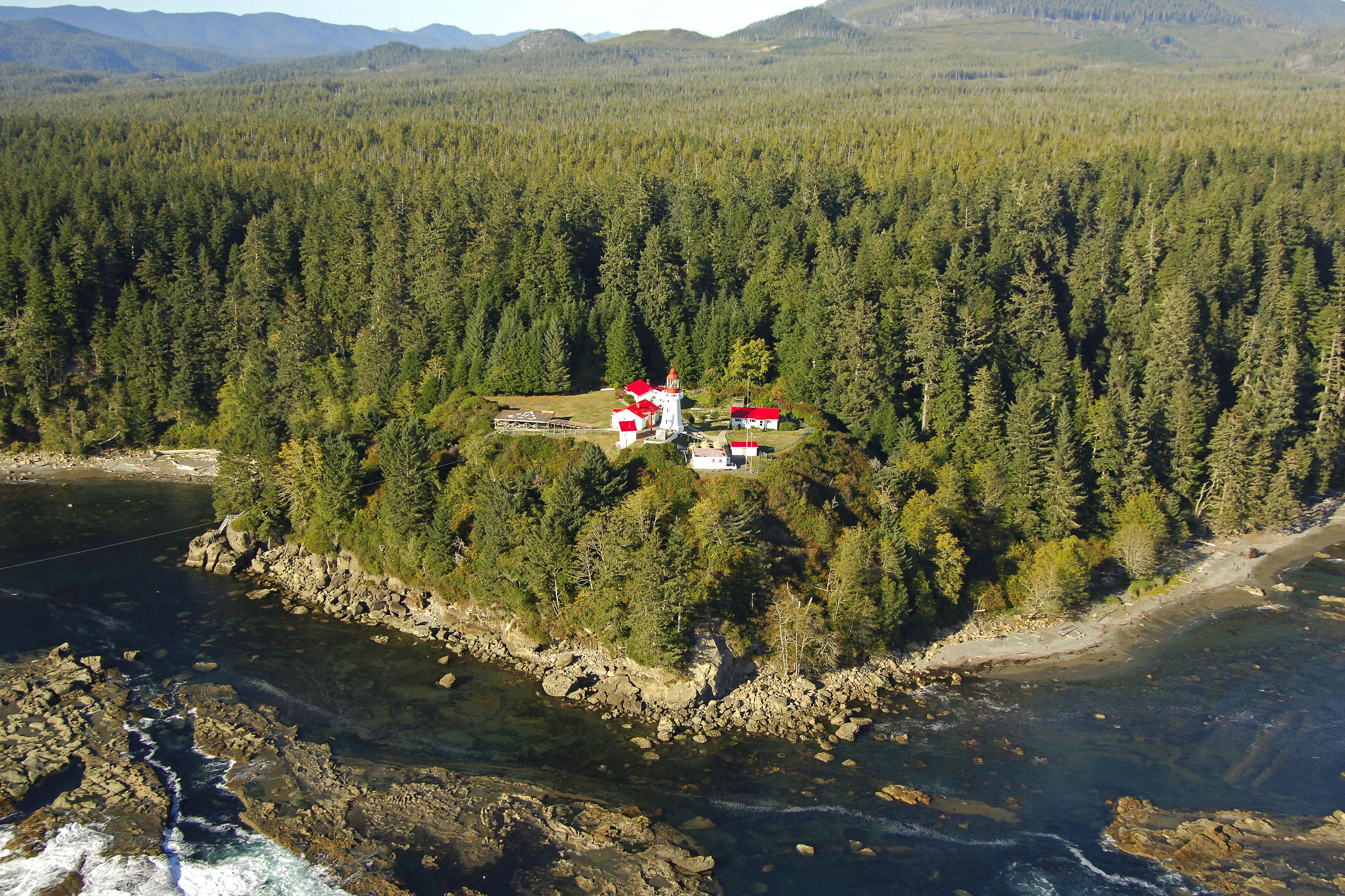 Carmanah Point Lighthouse in Bamfield, BC, Canada - lighthouse Reviews - Phone Number - Marinas.com