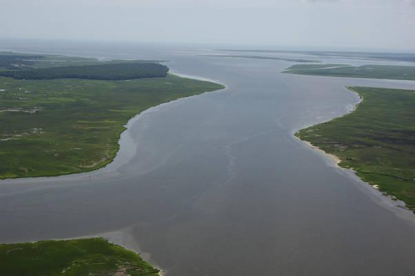 Green Island Sound Inlet