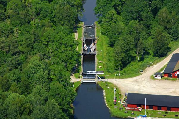 Hjaelmare Docka Lock