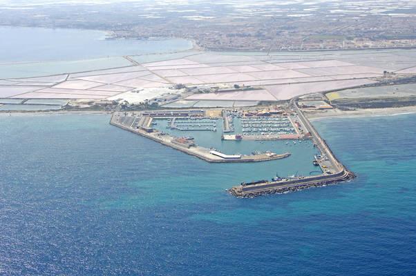 Pedro Pinatar Marina