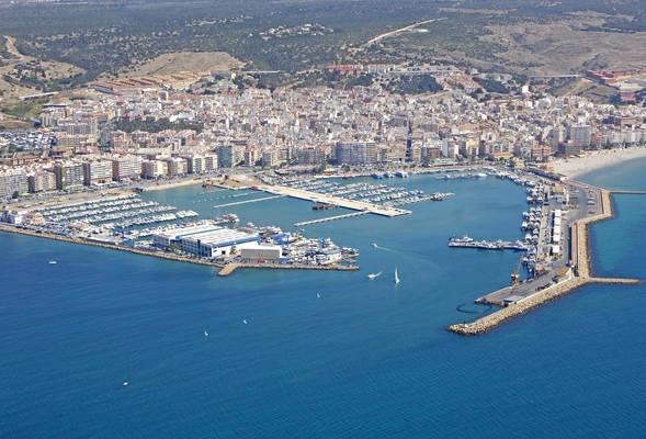Santa Pola Marina