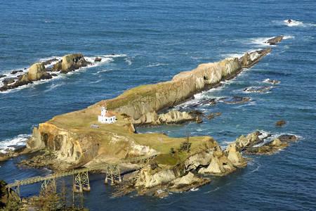 Cape Arago Light