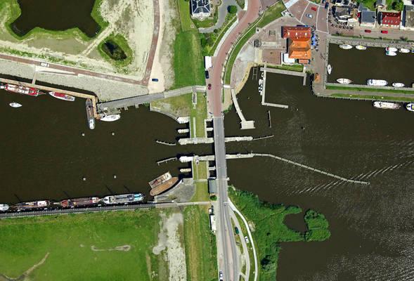Zoutkamp Provinciale Lock