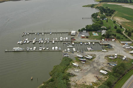 Slaughter Creek Marina at Taylors Island