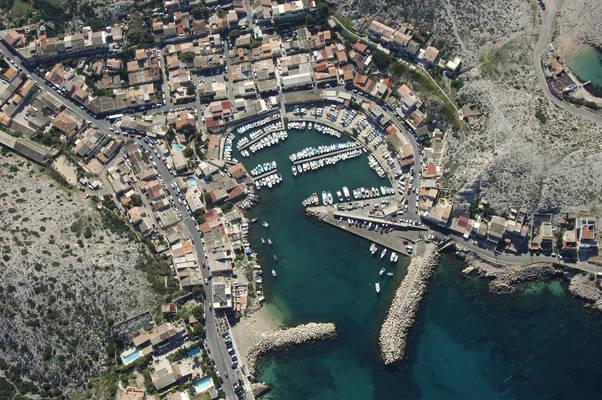 Port Des Goudes Marina