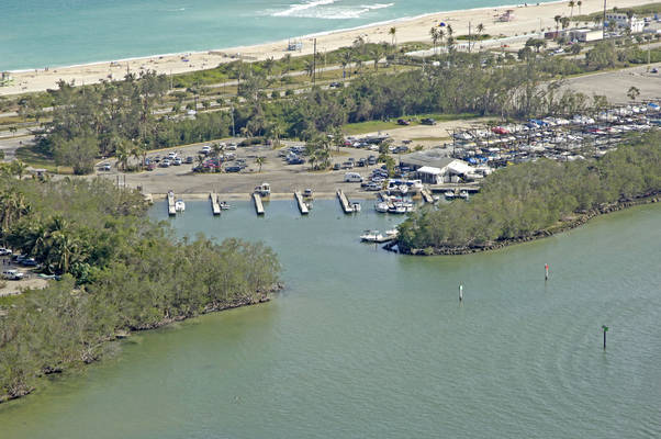 Bill Bird Marina at Haulover Park