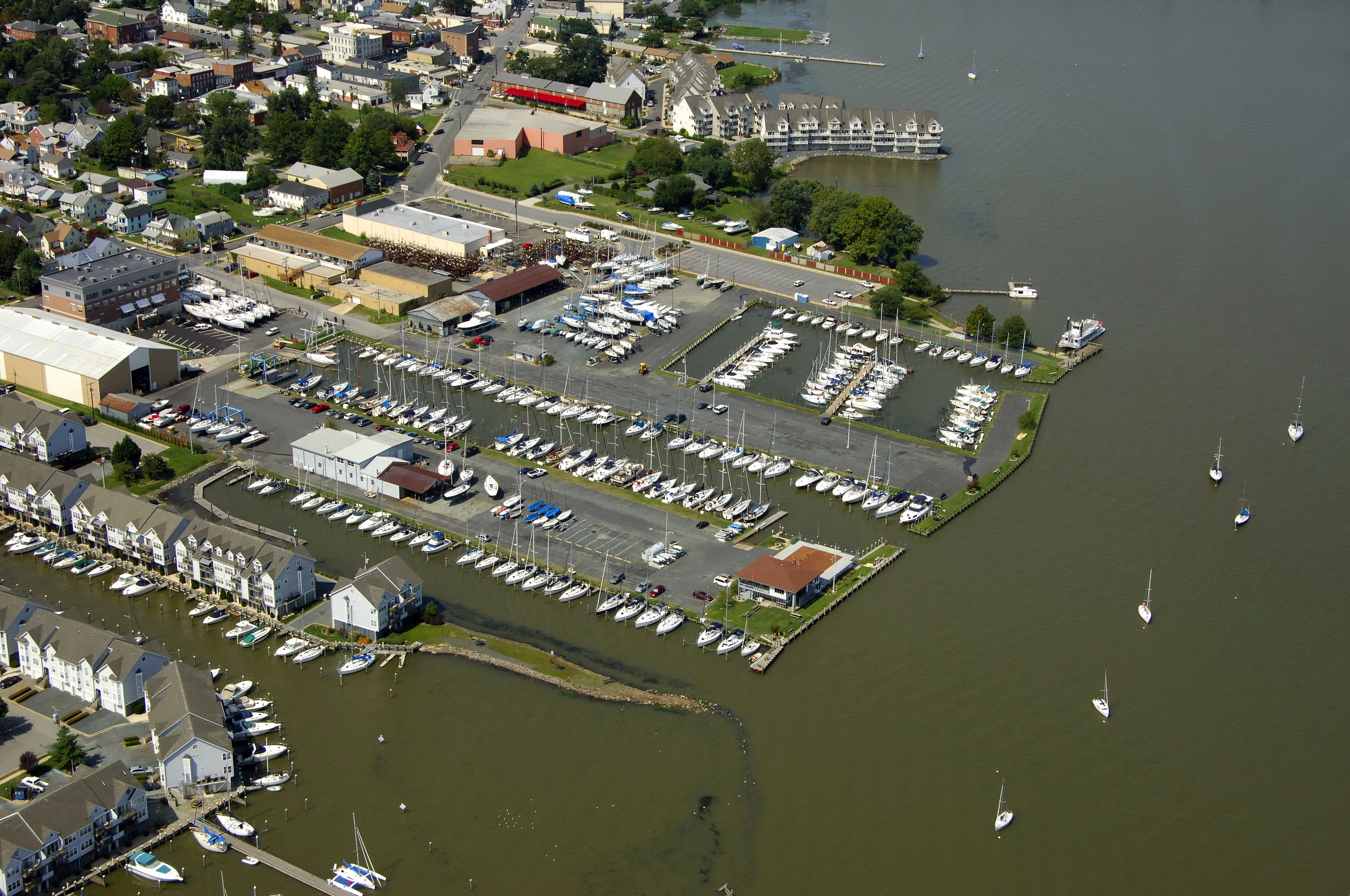 Tidewater Marina in Havre de Grace, MD, United States