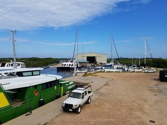Thunderbirds Marine Boatyard