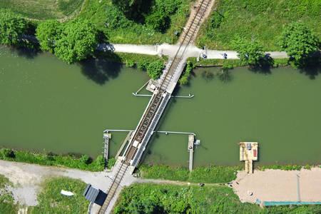 Lyrestad Railroad Bridge