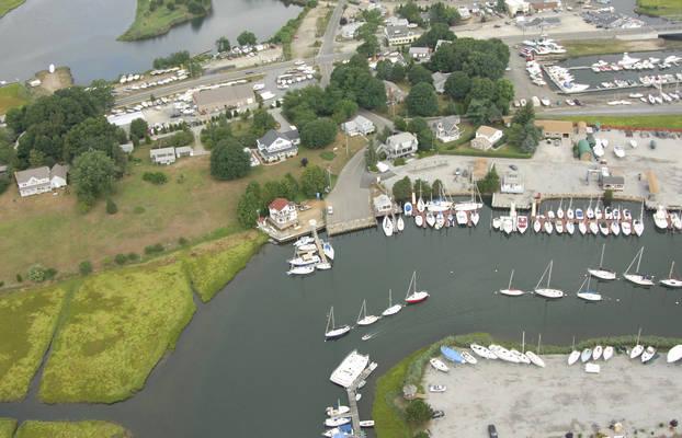 Westbrook Town Dock