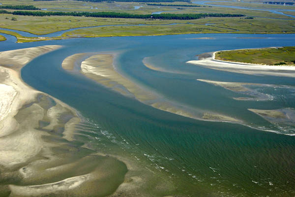 Folly River Inlet