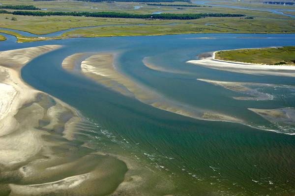 Folly River Inlet