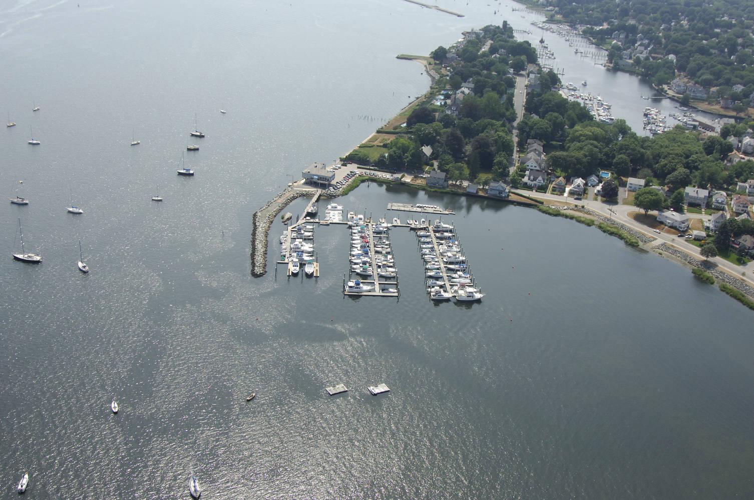 Boat Slips In Day Island Yacht Club