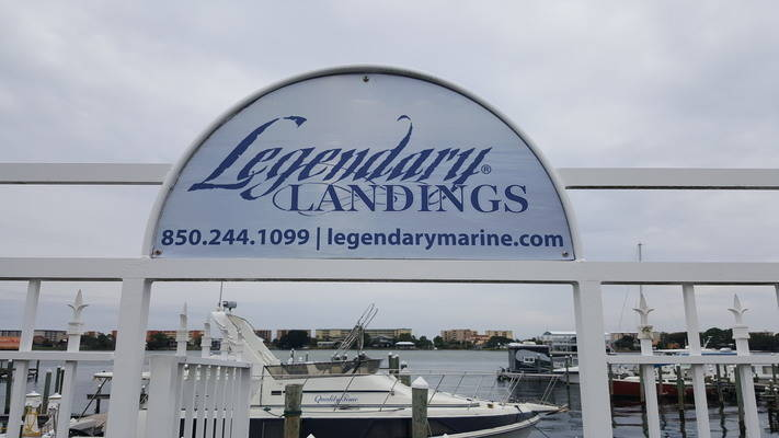 Legendary Marine Landings