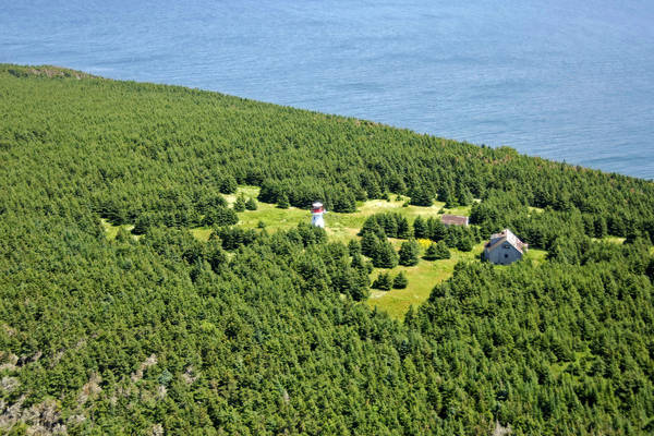 Margaree Island Lighthouse