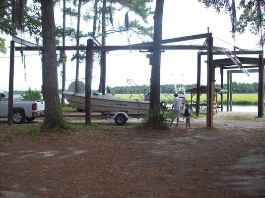Belle Bluff Island Club
