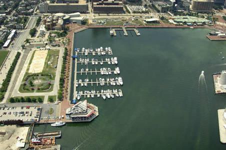 Baltimore Marine Centers at Inner Harbor