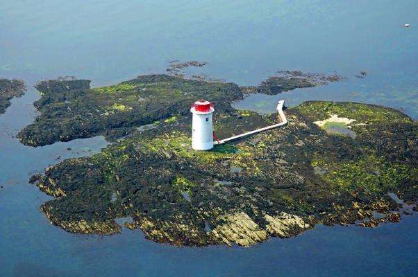 Angus Rock Lighthouse