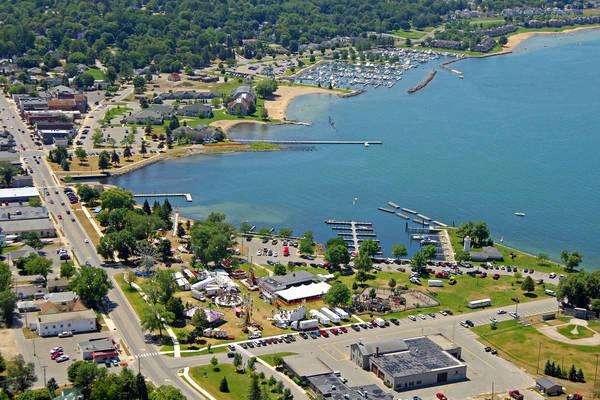 F. Grant Moore Municipal Marina