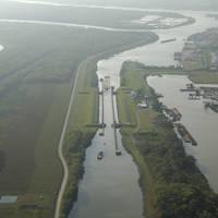 Bayou Bouef Lock