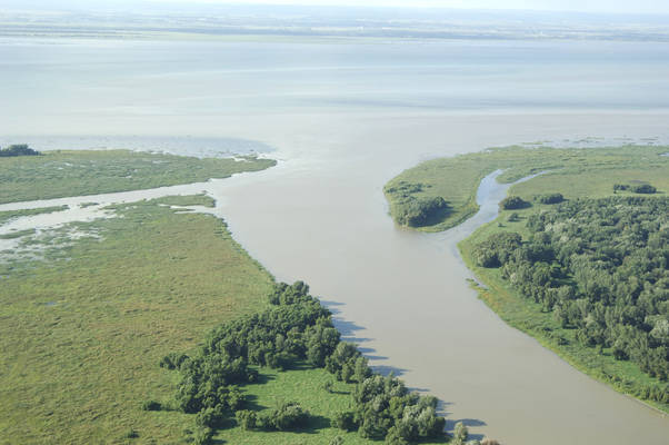 Riviere St Francois Inlet