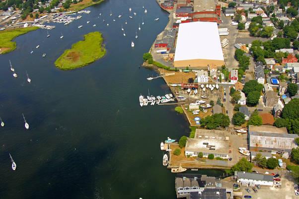 Ginalskis Boat Yard