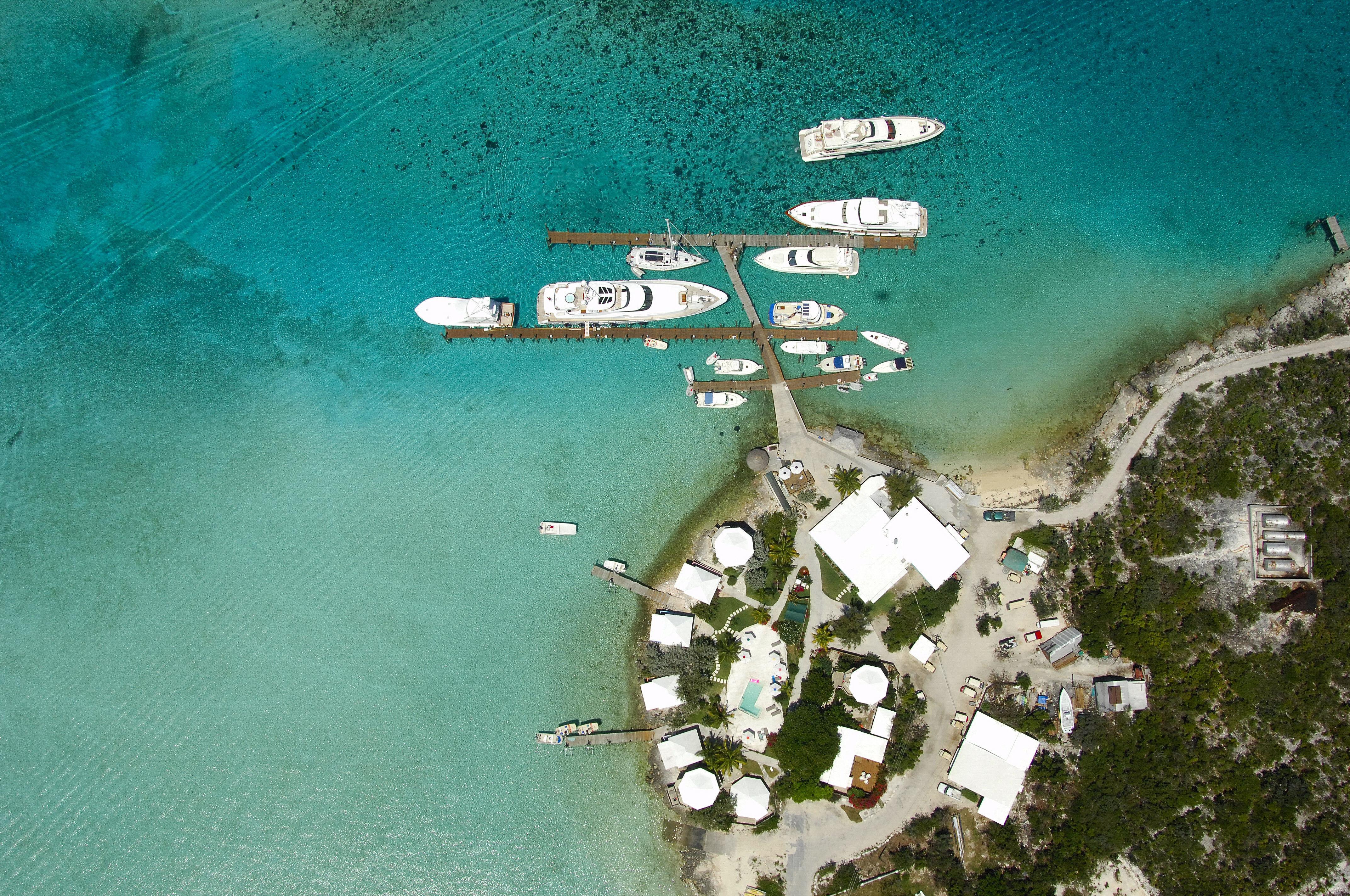 Staniel Cay Yacht Club in Bahamas - Marina Reviews - Phone