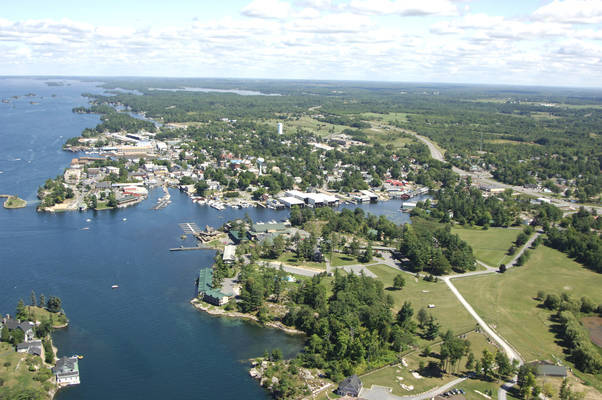 Alexandria Bay Harbor