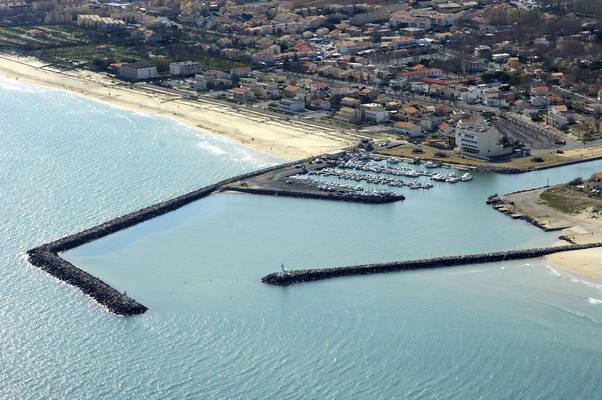 Marseillan Plage Marina