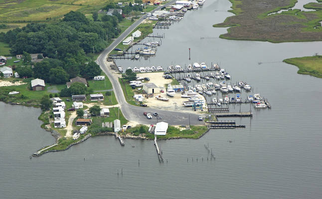 Goose Creek Marina & Campground