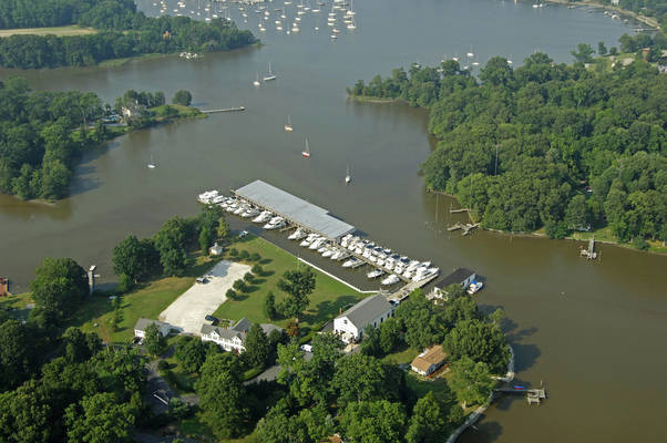 Shady Oaks Marina