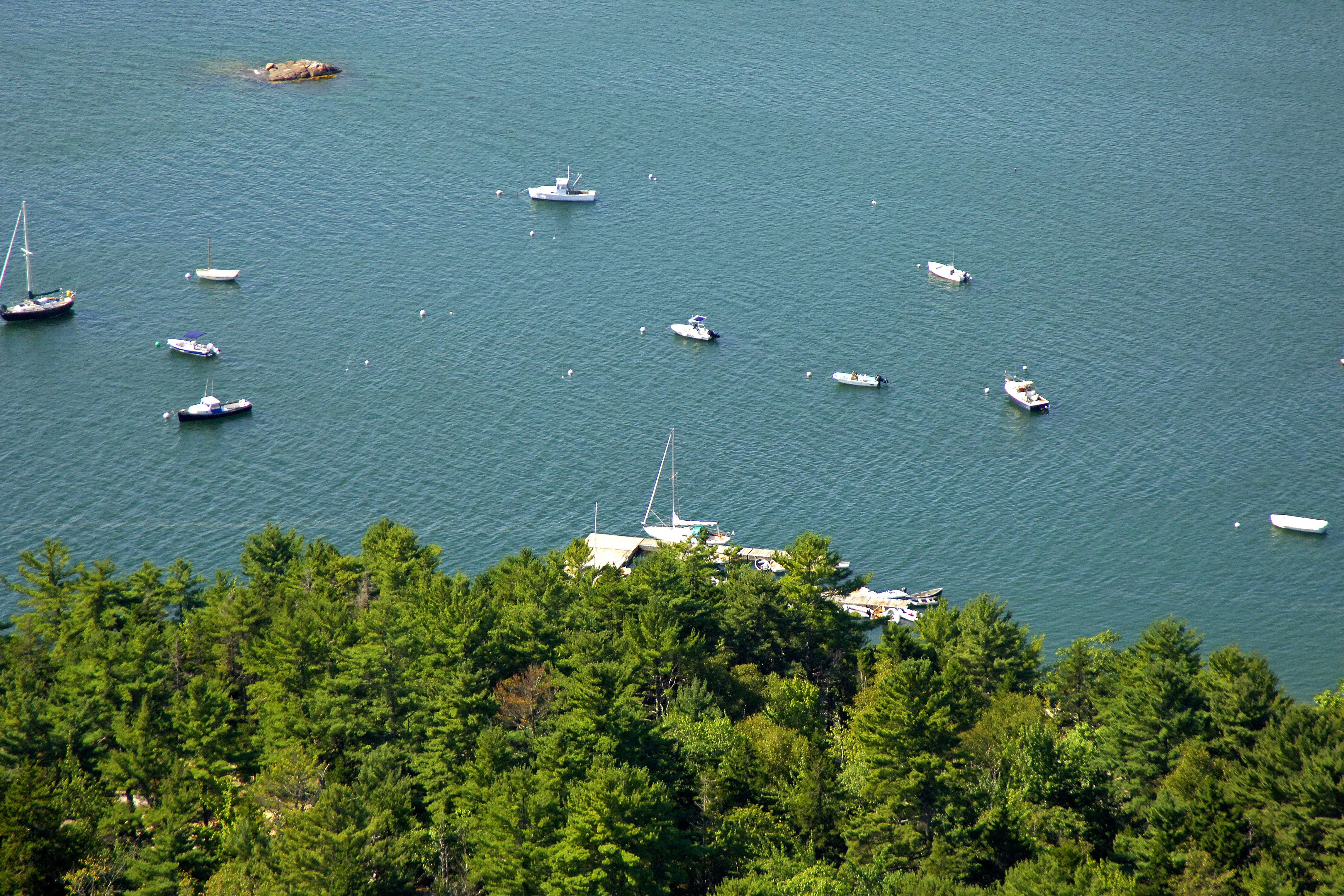 Kollegewidgwok Yacht Club in Blue Hill, ME, United States