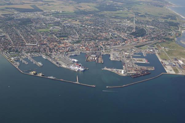 Frederikshavn Harbor