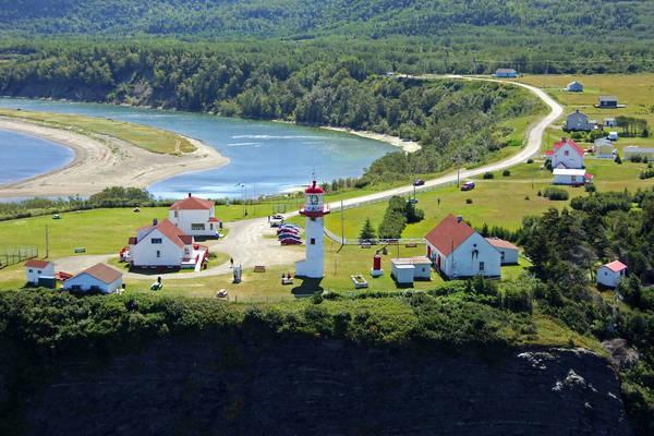 Cape Madeleine Lighthouse