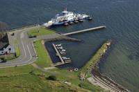Hardeshøj Ferry Harbor