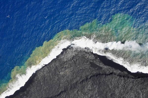 Lava Delta Landmark